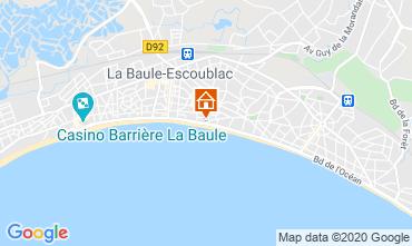 Carte La Baule Appartement 114248
