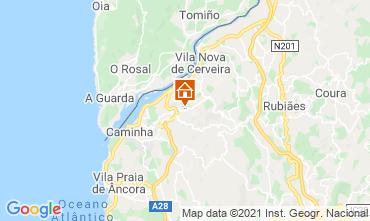 Carte Vila Nova de Cerveira Villa 106443
