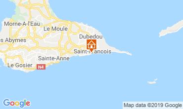 Carte Saint Francois Appartement 118326