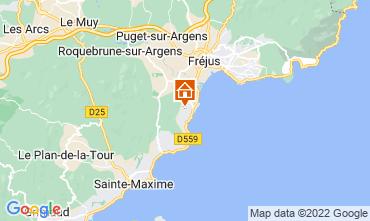 Carte Les Menuires Chalet 73309
