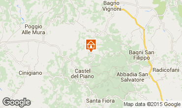 Carte Montalcino Maison 14841