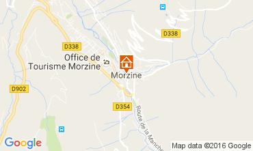 Carte Morzine Appartement 49996