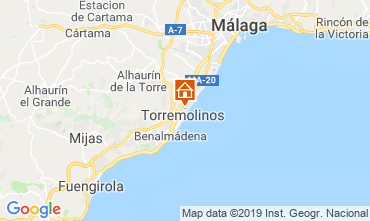 Carte Torremolinos Appartement 119973
