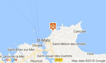 Carte Saint Malo Maison 115991