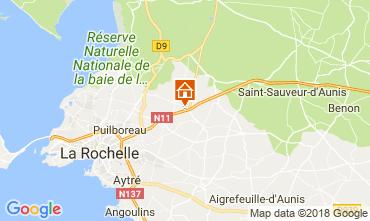 Carte La Rochelle Maison 114607