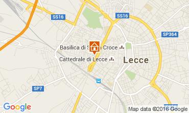 Carte Lecce Maison 91754
