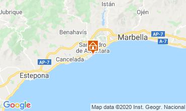 Carte Marbella Villa 118906
