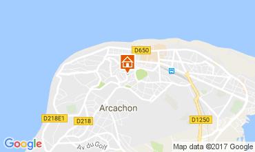 Carte Arcachon Appartement 109694