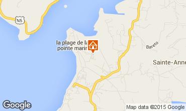 Carte Sainte Anne (Martinique) Studio 84011