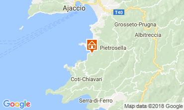 Carte Porticcio Villa 114573