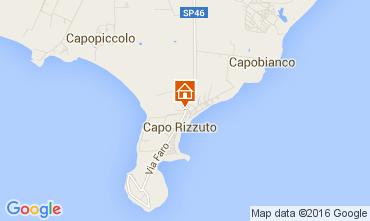 Carte Isola di Capo Rizzuto Appartement 81850