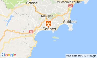 Carte Cannes Studio 80563
