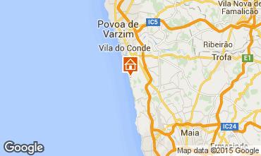 Carte Vila do Conde Appartement 101359