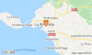 Carte La Rochelle Studio 87389