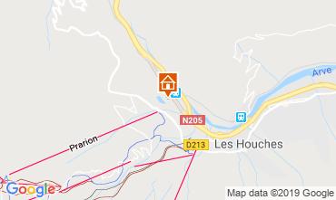 Carte Chamonix Mont-Blanc Studio 117797