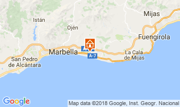 Carte Marbella Villa 115595