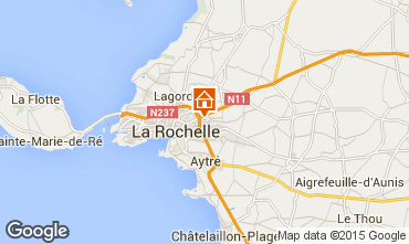Carte La Rochelle Appartement 64821