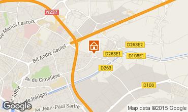 Carte La Rochelle Appartement 64821