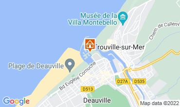 Carte Deauville Studio 58454