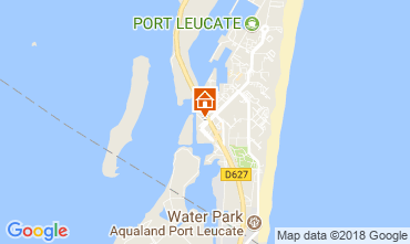 Carte Port Leucate Appartement 115923