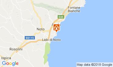 Carte Noto Villa 112756