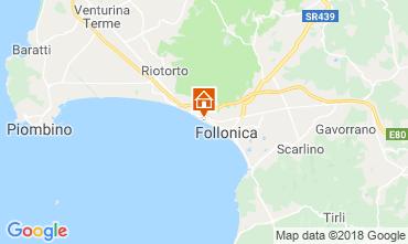 Carte Follonica Appartement 116727