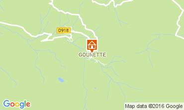 Carte Gourette Studio 106810