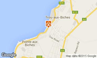Carte Trou-aux-biches Appartement 27056