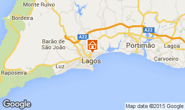Carte Lagos Appartement 64681