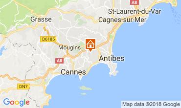 Carte Antibes Studio 113744