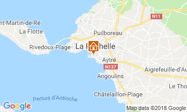 Carte La Rochelle Appartement 61961