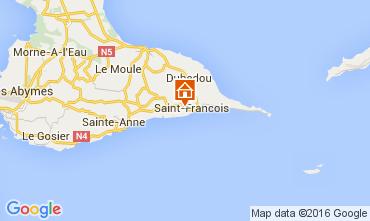 Carte Saint Francois Villa 99855
