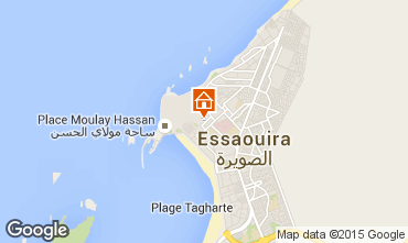 Carte Essaouira Maison 41664