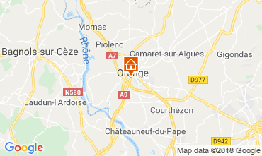 Carte Orange Villa 117405