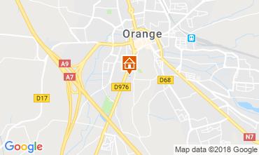 Carte Orange Villa 117405