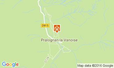 Carte Pralognan la Vanoise Chalet 106385
