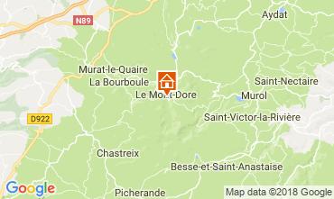 Carte Le Mont Dore Appartement 116018