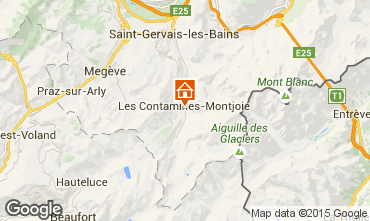 Carte Chamonix Mont-Blanc Studio 82530