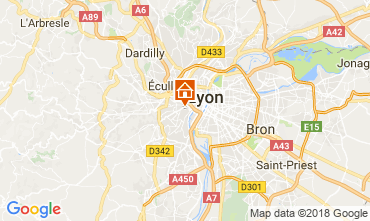 Carte Lyon Studio 113606