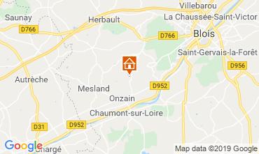 Carte Blois Mobil-home 117941