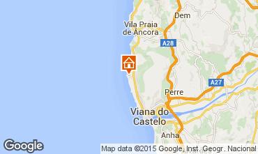 Carte Viana Do castelo Maison 74092