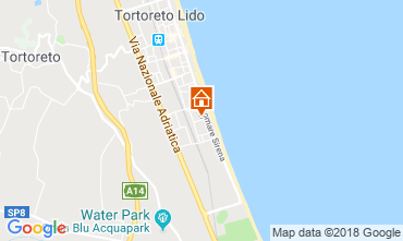 Carte Tortoreto Appartement 94099