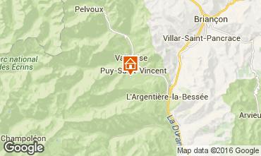 Carte Puy Saint Vincent Studio 102320