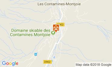 Carte Les Contamines Montjoie Appartement 115234