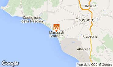 Carte Marina di Grosseto Appartement 91947