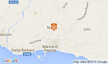 Carte Marina di Ragusa Villa 104486