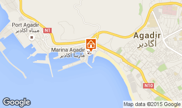 Carte Agadir Appartement 88840