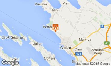 Carte Zadar Studio 16348