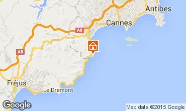 Carte Cannes Appartement 97033