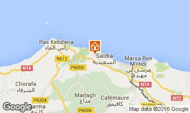 Carte Saidia Appartement 93202